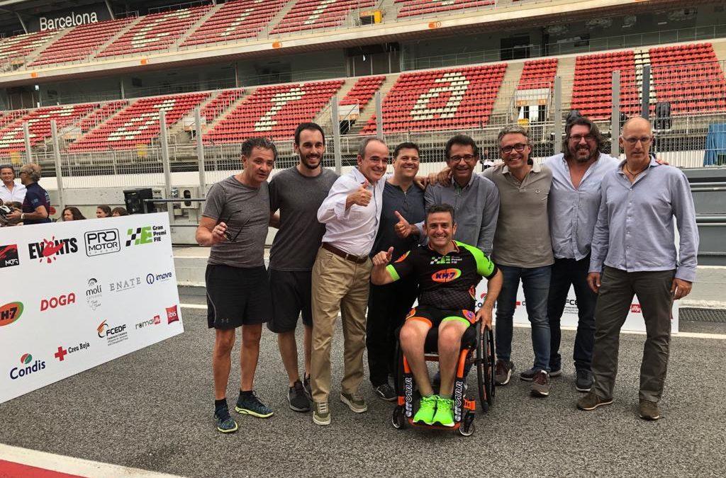 Colaboramos con el Gran Premio de la Fundación Isidre Esteve