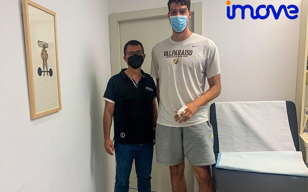 El azulgrana Jaume Sorolla, intervenido con éxito por el Dr. Jordi Font